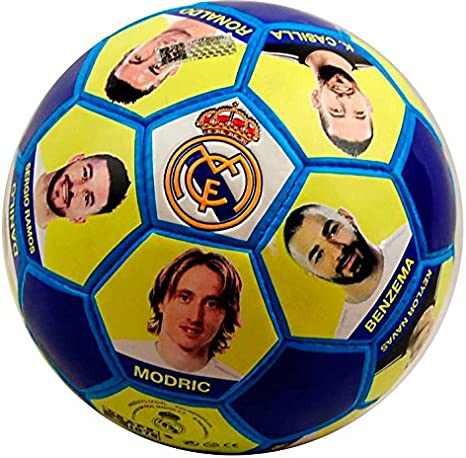 8435445507838 Balon Real Madrid Jugadores, talla 5: Amazon.es ...