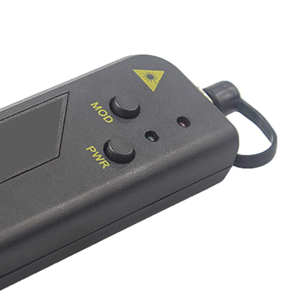 SM SunniMix 1Set -70dBm~+10dBm 850~1625nm Optical Power Meter Tester FC SC Handheld Optical Power Meter + 20mW Visual Fault Locator Pen by SM SunniMix (Image #3)