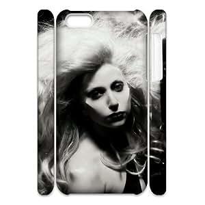 PCSTORE Phone Case Of Lady Gaga for iPhone 5C
