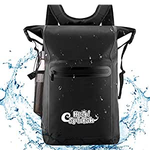 Amazon.com: HeySplash - Mochila impermeable para kayak ...