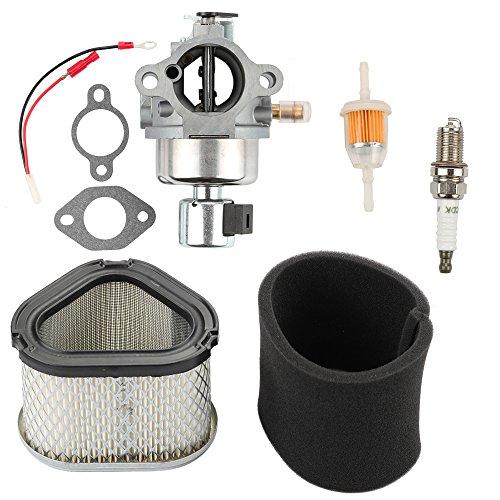 Harbot 12 853 107-S 12 853 117-S Carburetor + 12 083 10-S Air Filter+12 083 12-S Pre-cleaner for Kohler CV490 CV491 CV492 CV493 Engine Toro 74601 74603 74701 74702 Riding Mower