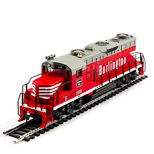 (Mantua 414106 HO Chicago,Burlington & Quincy EMD GP20 Diesel Locomotive #988)
