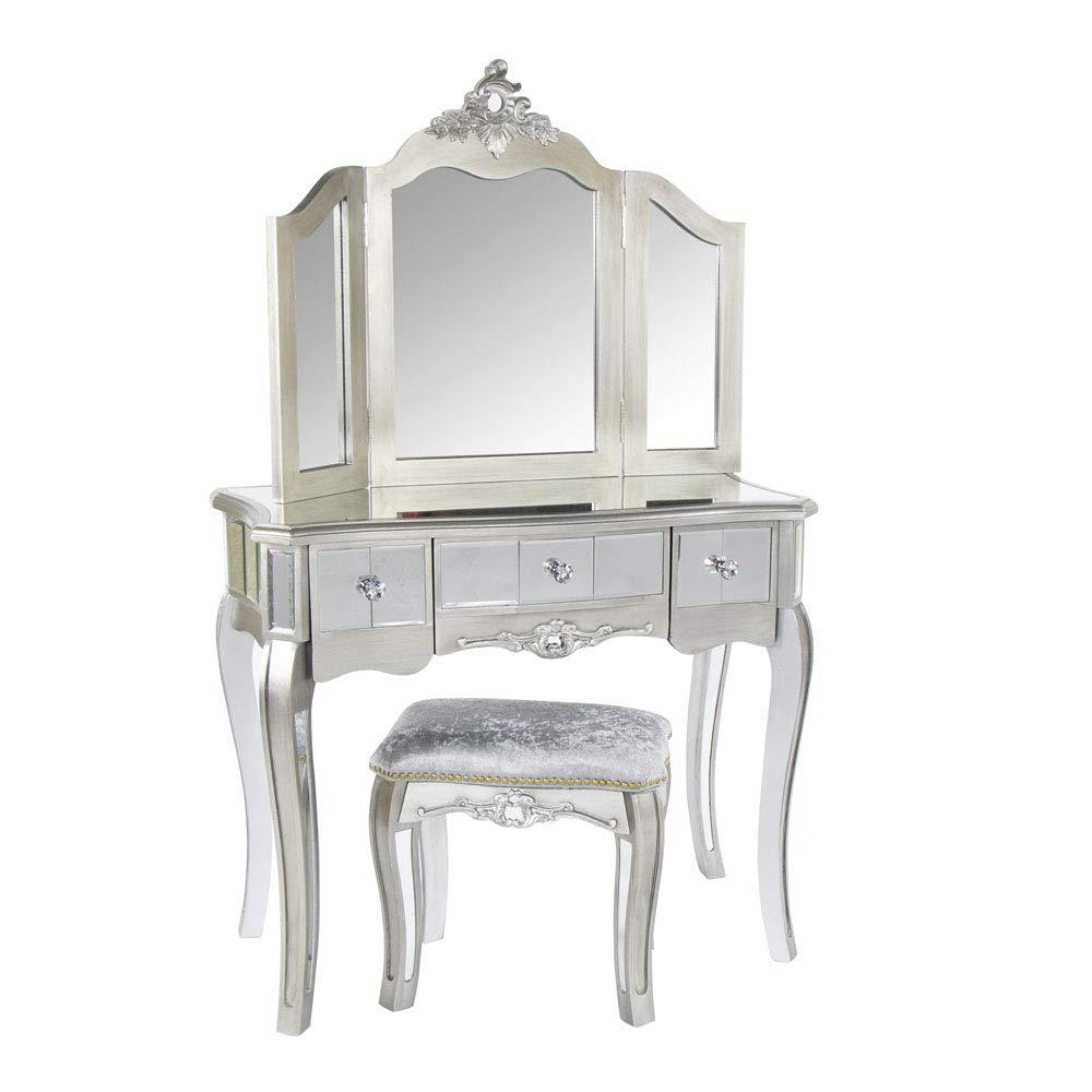 Home Decor Items Dressing Table Tri Fold Mirror Venetian Bedroom Furniture Range Home Furniture Diy Pneumec In