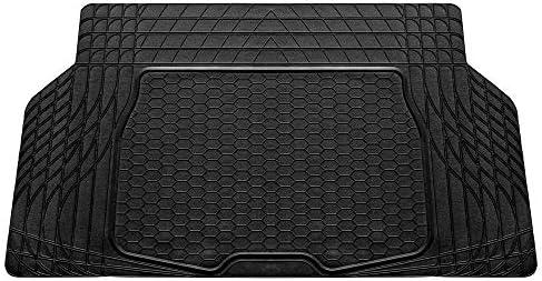 FH-FM903R Custom Fit Rear Carpet Floor Mats For 2006 – 2011 Chevrolet Impala Black