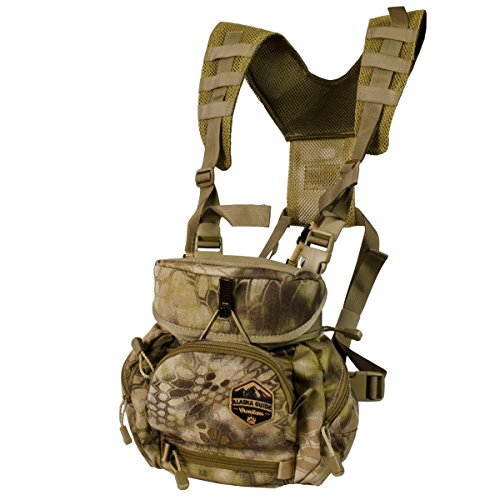 Alaska Guide Creations X50 Classic MAX Bino Harness-Kryptek for sale  Delivered anywhere in USA