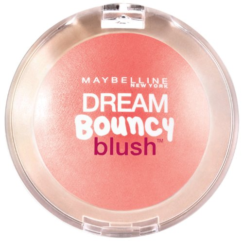 Maybelline New York rêve Blush Bouncy , Satin Peach , 0,19 once
