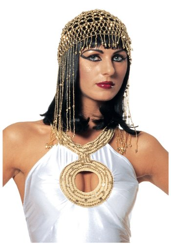 Egyptian Beaded Gold (Cleopatra Headpieces)