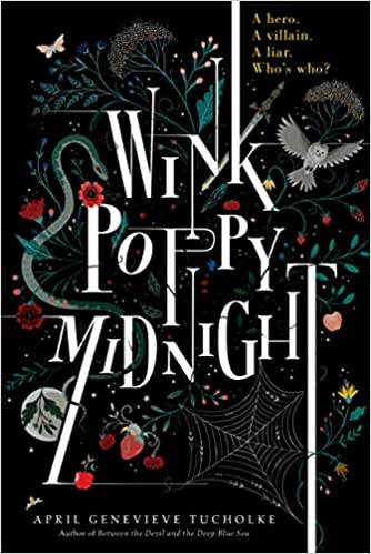 Amazon com: Wink Poppy Midnight (9780147509406): April