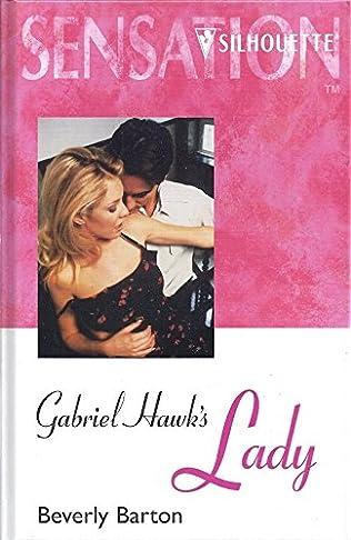book cover of Gabriel Hawk\'s Lady