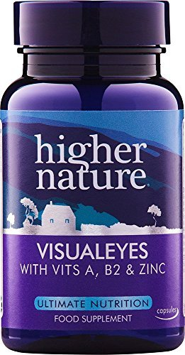 Higher Nature VisualEyes 90 capsule by Higher Nature by Higher Nature