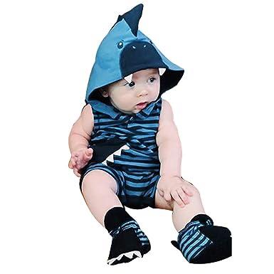 quality design 55e86 c3536 DIASTR Kinder Baby Romper Strampler - Winterkleidung ...