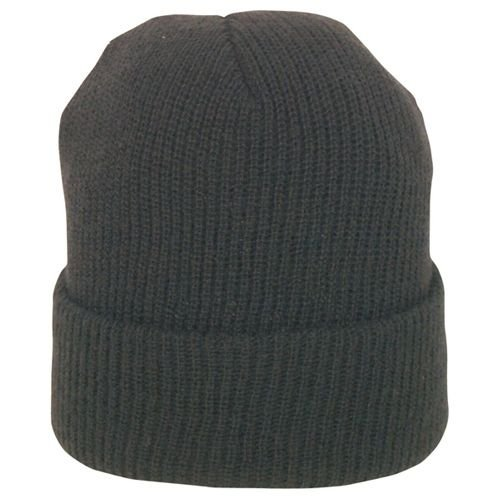 Fox Outdoor Products GI Wool Watch Cap, Black