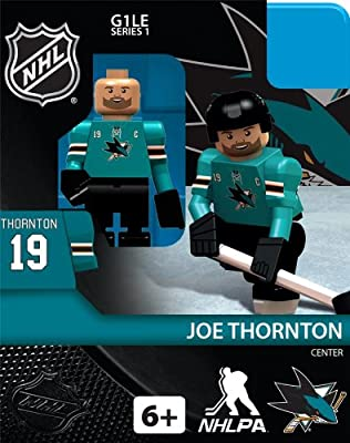 NHL San Jose Sharks Joe Thornton Generation 1 OYO