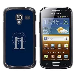 Stuss Case / Funda Carcasa protectora - Dr 0MS stand - Samsung Galaxy Ace 2