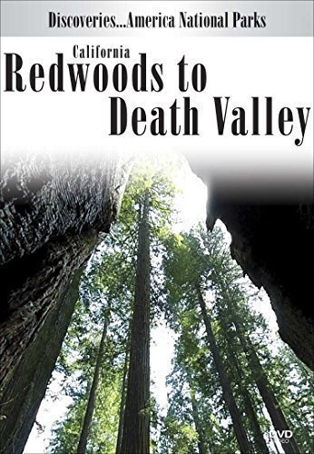 California Redwoods to Death Valley (Redwood Parka)