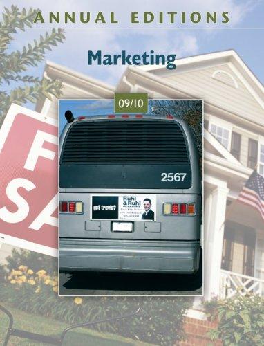 Annual Editions: Marketing 09/10