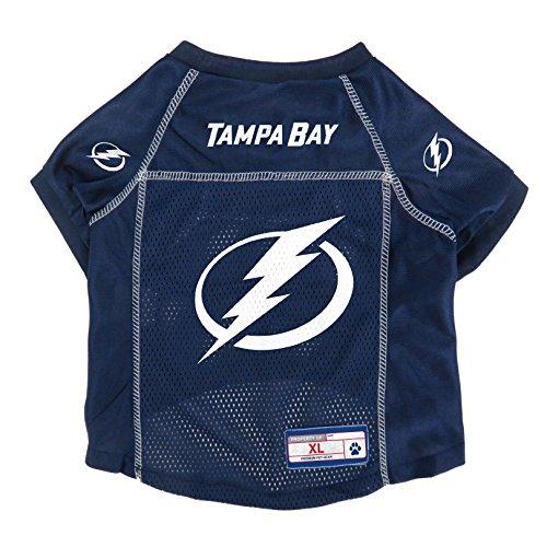 NHL Tampa Bay Lightning Pet Jersey, XL