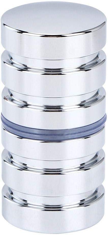 TOPINCN - Tirador de Puerta corredera de Cristal de aleación de Aluminio, para el hogar, la Oficina, el Restaurante, el Negocio, el Uso de Muebles: Amazon.es: Hogar