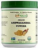 Best Naturals Certified Organic Ashwagandha
