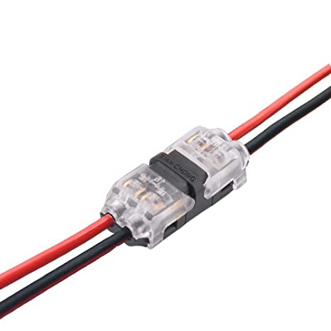 Incredible Electric Connectors Pack Of 12 Quick Splice Wire Amazon In Wiring Digital Resources Llinedefiancerspsorg