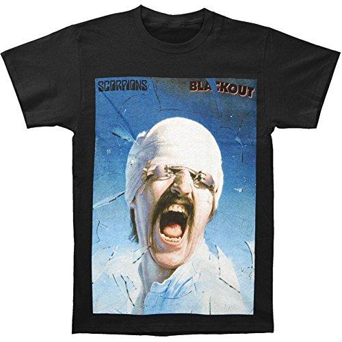 Scorpions Men's Blackout T-shirt Black