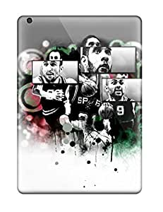 Elliot D. Stewart's Shop 8574635K902316645 san antonio spurs basketball nba (39) NBA Sports & Colleges colorful iPad Air cases