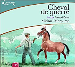Cheval De Guerre Livre Audio French Edition Michael