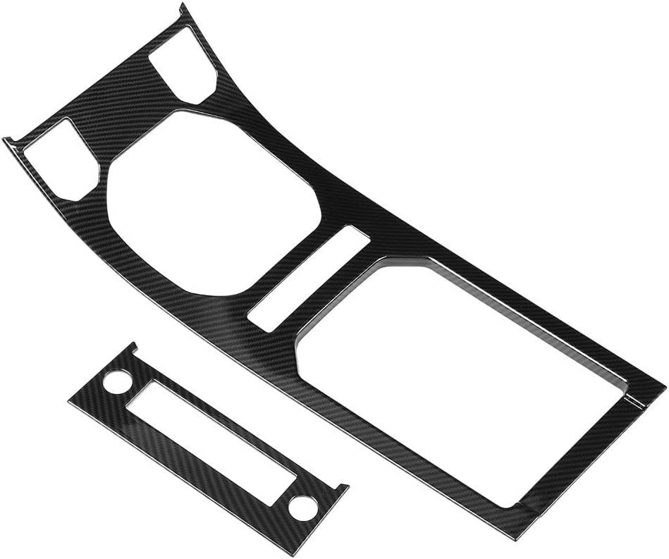 2er Center Console Gear Panel Carbon Style Trim Für Evoque 12 17 Auto