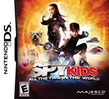 Spy Kids: All the Time in the World - Nintendo DS