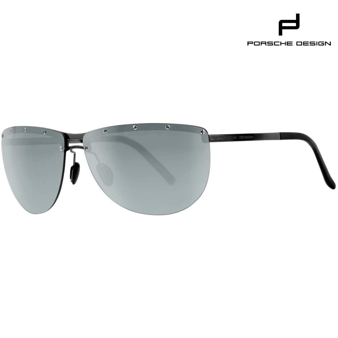 Porsche Design Sunglasses Black Unisex P8577 B