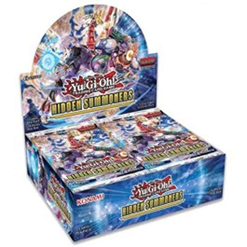 Konami Yu-Gi-Oh! TCG: Hidden Summoners Booster Display (24)