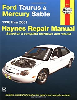 ford taurus sable 1996 99 chilton s total car care repair manuals rh amazon com 2015 ford taurus sel owners manual 2015 ford taurus sel owners manual