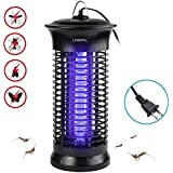 LINKPAL Electric Bug Zapper, Powerful Insect Killer, Mosquito Zappers, Mosquito lamp, Light-Emitting Flying Insect Trap for Indoor