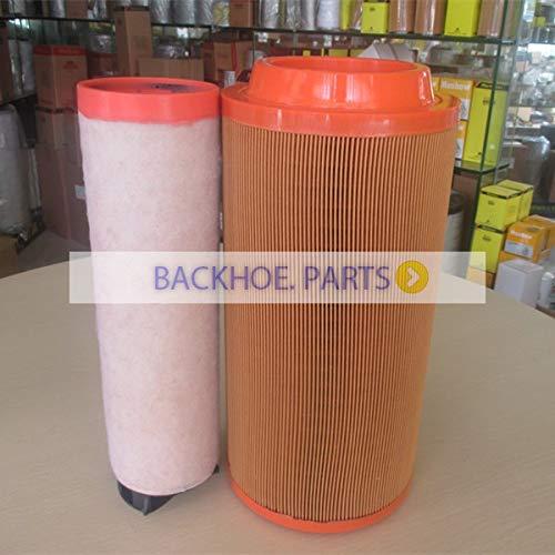 For JCB JS210 Air Filter