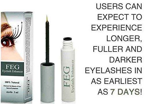 9c60b15e85a 2X FEG Eyelash enhancer!!! 2 pieces of most powerful eyelash growth Serum  100