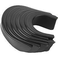 Alomejor 6 Piezas de Mesa de Billar Liners de plástico Mesa de Billar Bolsas de línea de Repuesto 4 Forros de Esquina 2…