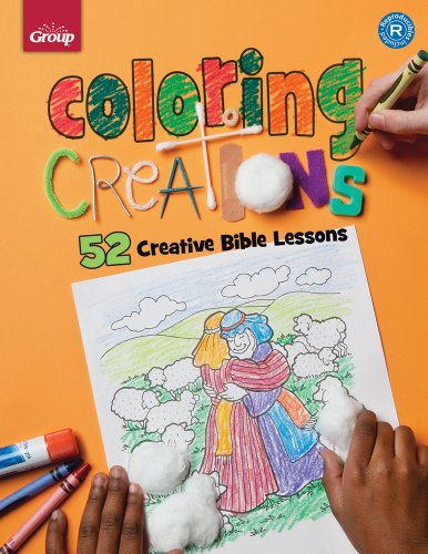 Coloring Creations: 52 Creative Bible - Raleigh Mall Stores In
