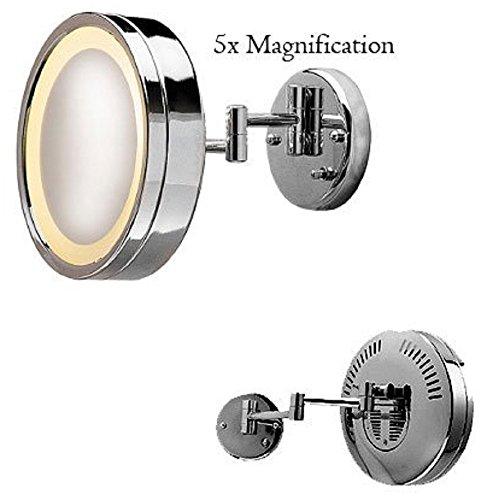 Jerdon HL85CD Lighted Mirror (First Class Wall Mount)