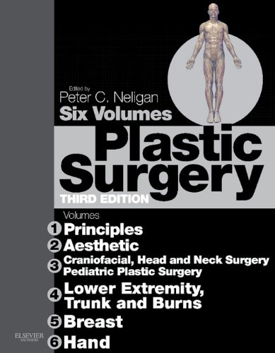 Plastic Surgery E-Book: 6 – Volume Set: Expert Consult – Online Pdf