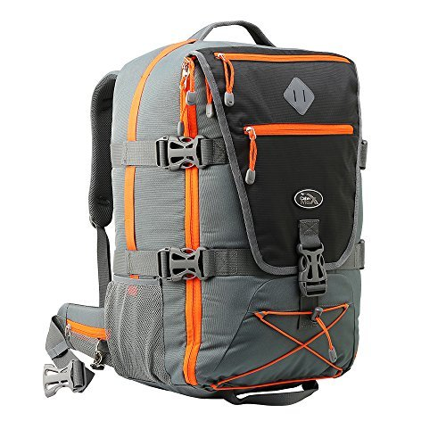 43c416692 Cabin Max Equator Backpacking Flight Approved Backpack with Integrated Rain  cover, Waist and Chest Straps