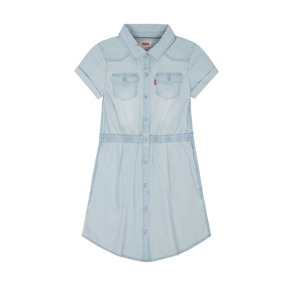 Levi's Baby Girl's Ss Western Dress 414545