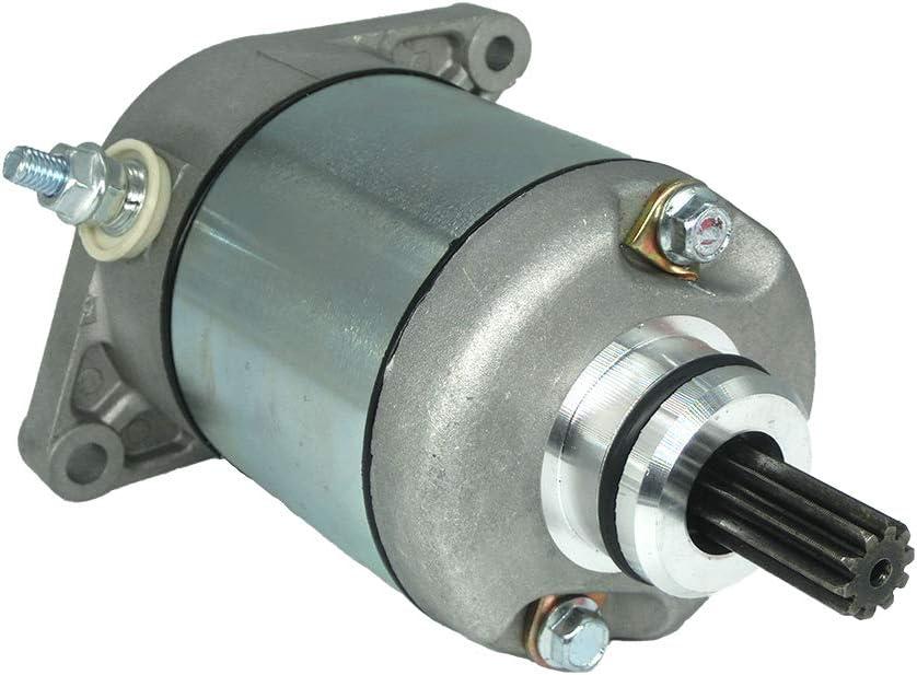 New Starter Motor For Arctic Cat /& Suzuki ATV 400 LT-A400F LT-A400FC Eiger 3545-016 3313-719 3545-016 31210-PWB1-900 SM-14241 31100-38F00 FP8315SM