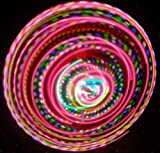 "36"" - 24 Strobing/Color Changing/Solid Color LED Hula Hoop - Bahama Mama"