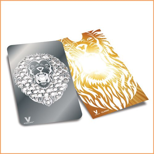 Roaring Lion- V Syndicate Grinder Card