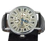 Round Mechanical Watch Man Brand Wrist Watch Made in China