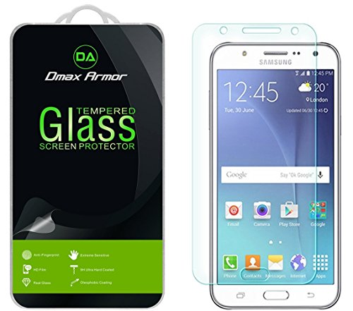 Tempered Glass for Samsung Galaxy J7 (Clear) - 5