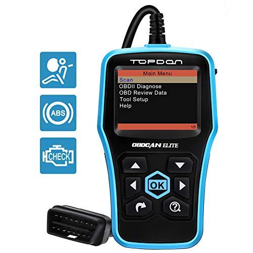 TOPDON Elite OBD2 Scanner