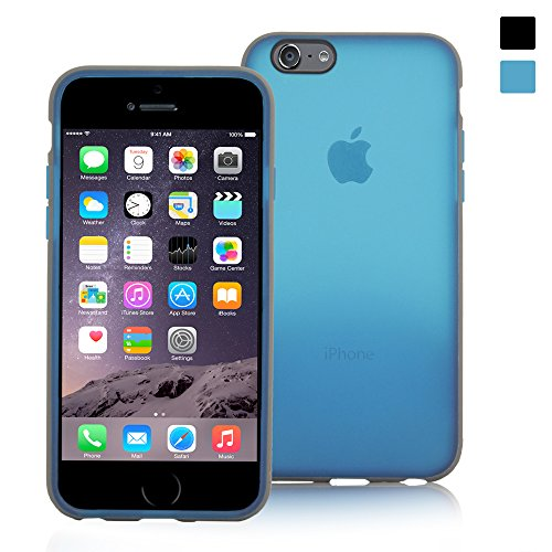 iPhone Bumper Case Blue Snugg