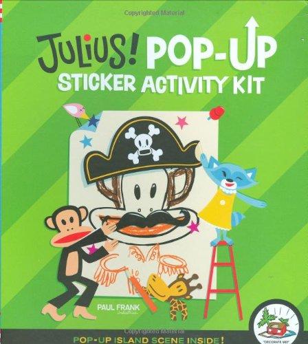 Julius & Friends: Sticker Activity Book -