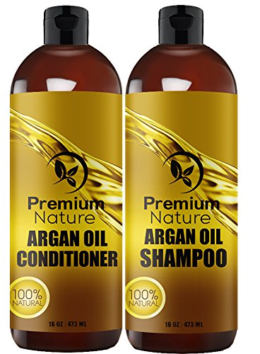Amazon Com Argan Oil Hair Protector Spray 8 Oz Thermal
